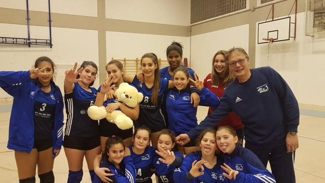 Vittoria netta per la nostra Under 13 nei Play Off!