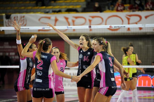 La Savino Del Bene Volley cerca il riscatto contro Bolzano