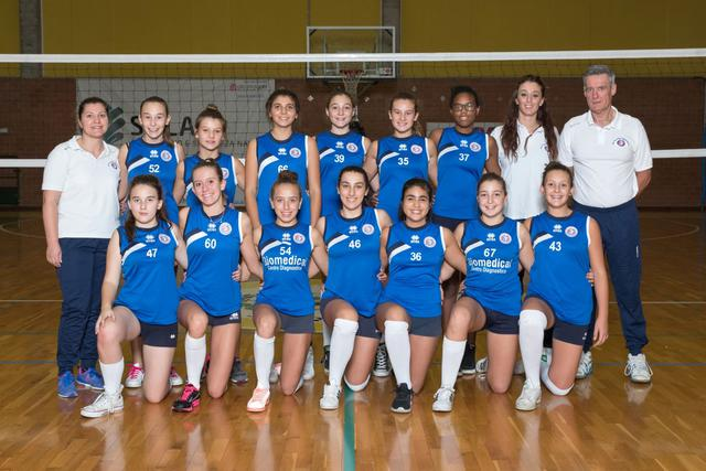 L'Under 14 vola alla seconda fase