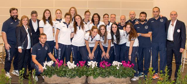 Presentata la Savino Del Bene Volley 2017/18: obiettivo dare il massimo ogni partita