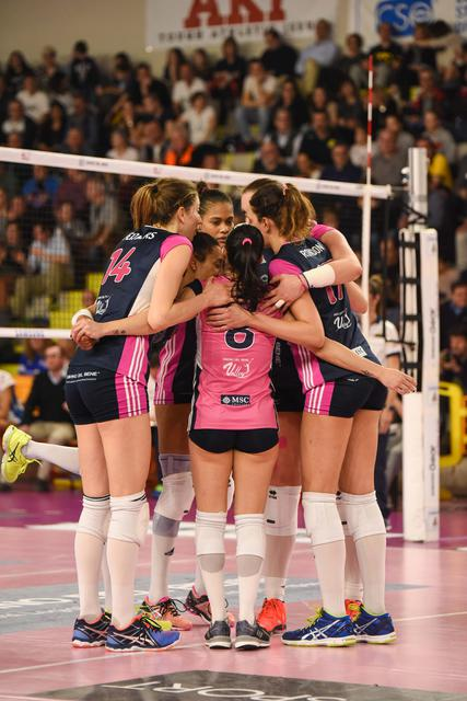 La Savino Del Bene Volley perde una battaglia contro Novara!