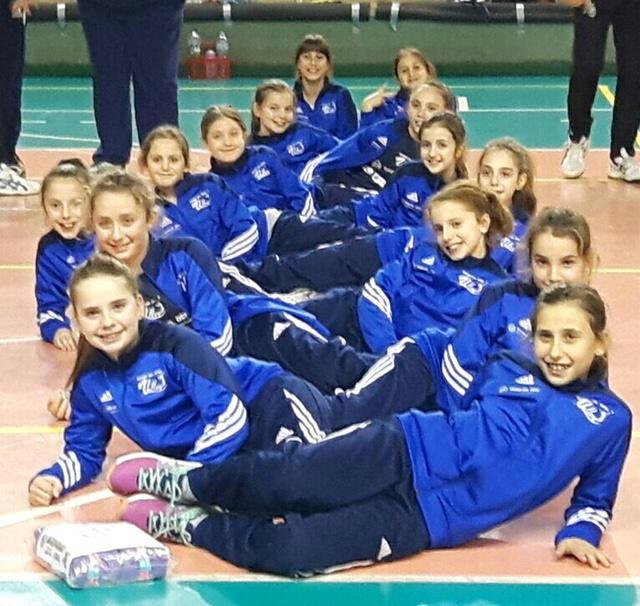La seconda fase del campionato inizia nel migliore dei modi per l'Under 12 Junior