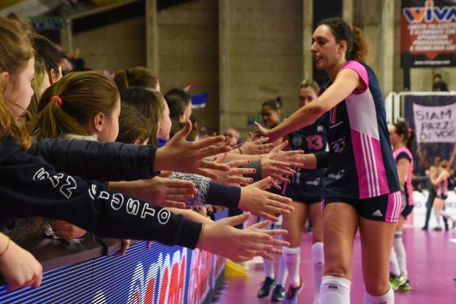 DERBY Il Bisonte/Savino Del Bene Volley – come acquistare i biglietti