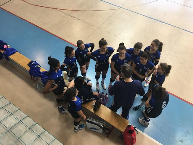 U13: Netta supremazia contro il Calenzano