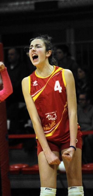 Stella Nervini nuovamente convocata nella rappresentativa femminile Toscana!