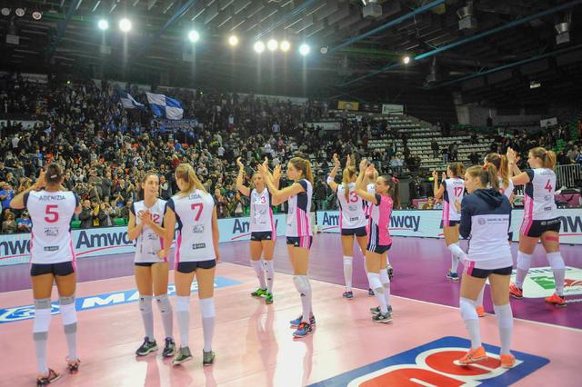 Il sogno della Savino Del Bene Volley si infrange a pochi punti dalla finale!