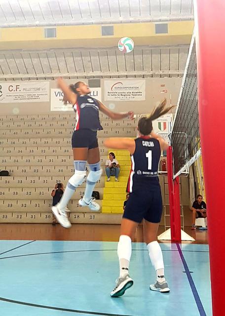 Bella Savino Del Bene contro Modena