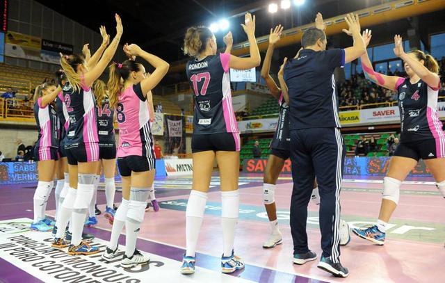 La Savino Del Bene Volley cerca il riscatto a Modena!
