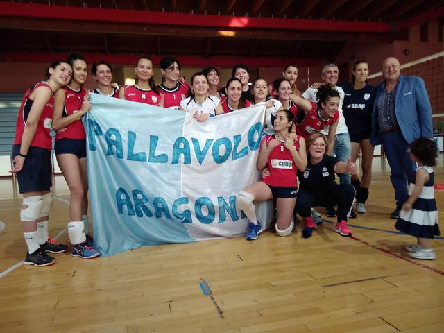 Volley. Seap Aragona, si inizia col campionato il prossimo 13 ottobre