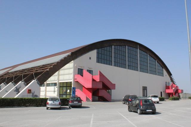 Palasport Via Merine -Lecce