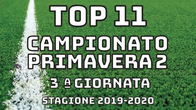 Top 11 Primavera 2