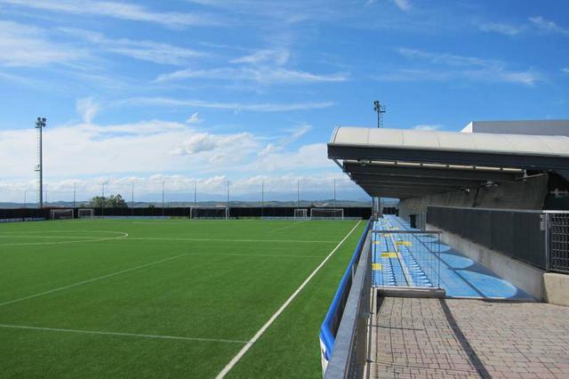 Il centro sportivo di Monteboro, teatro della sfida tra Empoli e Genoa