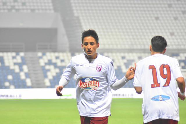Alvitrez domenica salterà la prima partita da quando veste la maglia della Reggiana