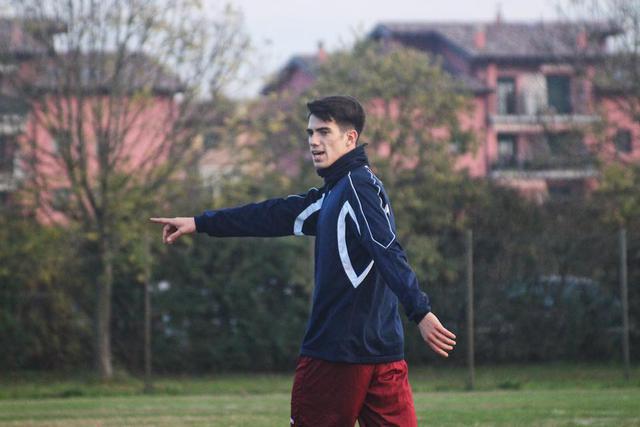 Emanuele Cigagna domenica sconterà un turno di stop