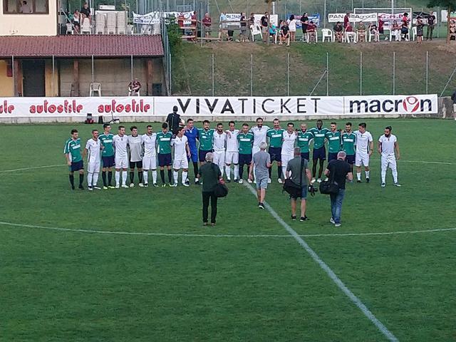 La Reggiana impegnata a Carpineti nel 2019