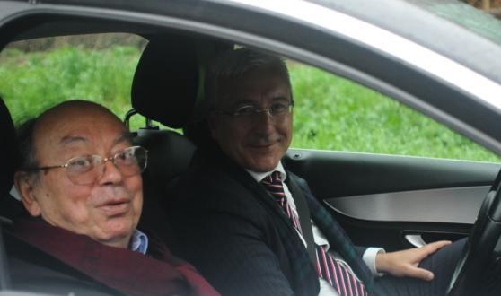 Tito Corsi e Marco Arturo Romano