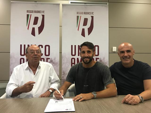 Michele Boldrini con Tito Corsi e Rocco Russo