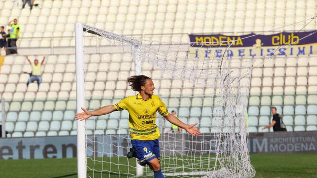 Carlo Ferrario © Modena FC
