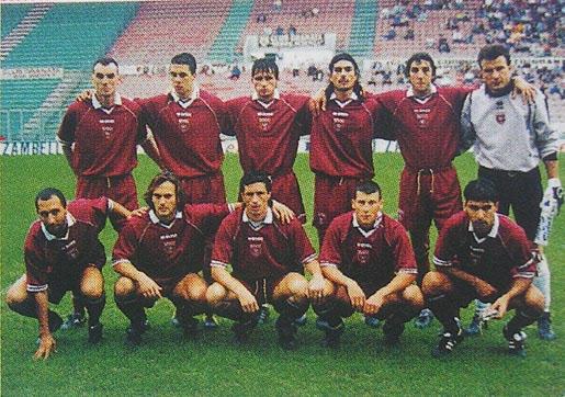 La Reggiana della stagione 1999/2000