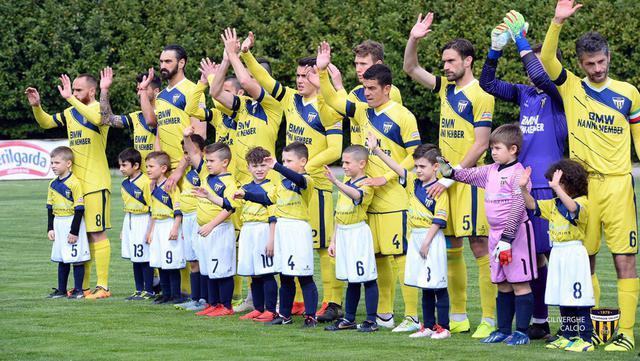 © Ciliverghe Calcio