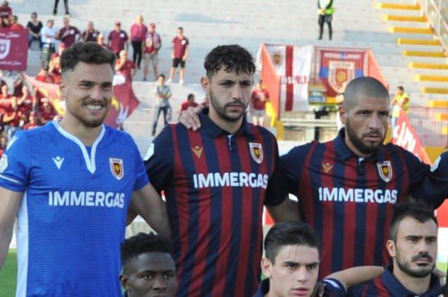 Riccardo Martinelli (al centro), tra Narduzzo ed Espeche