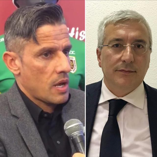 Luca Quintavalli e Marco Arturo Romano