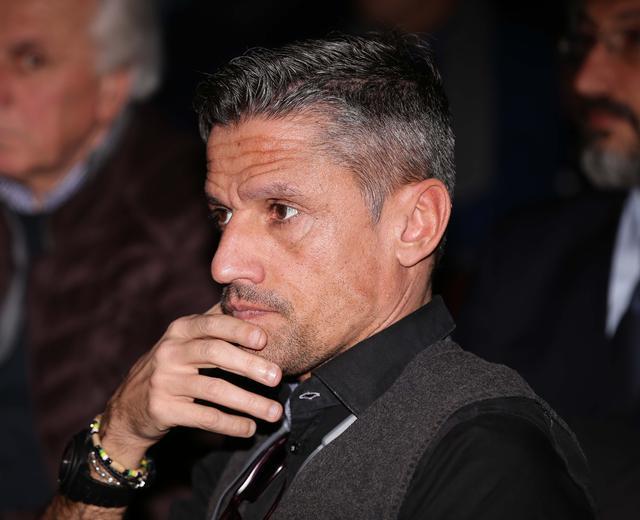 Luca Quintavalli, presidente della Reggio Audace