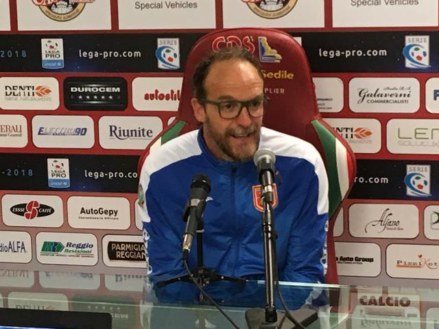 Mauro Zironelli, allenatore del Mestre