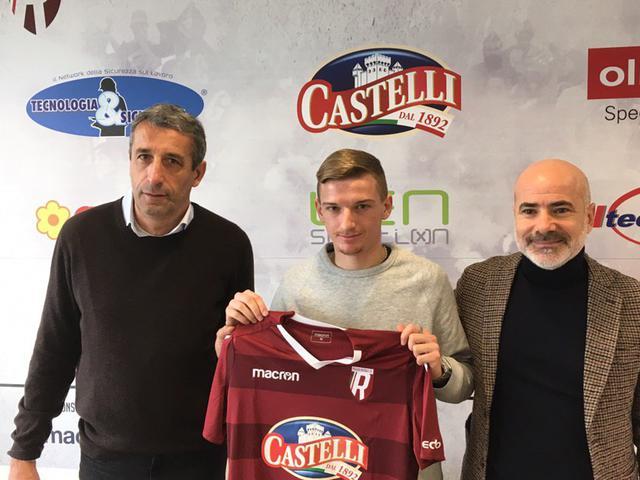 Casanova assieme al coordinatore tecnico Lancetti e al socio Giuseppe Fico