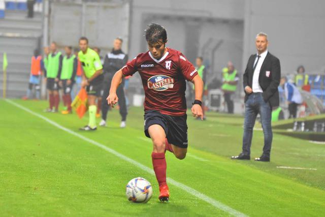 Nicola Luche © Reggio Audace FC