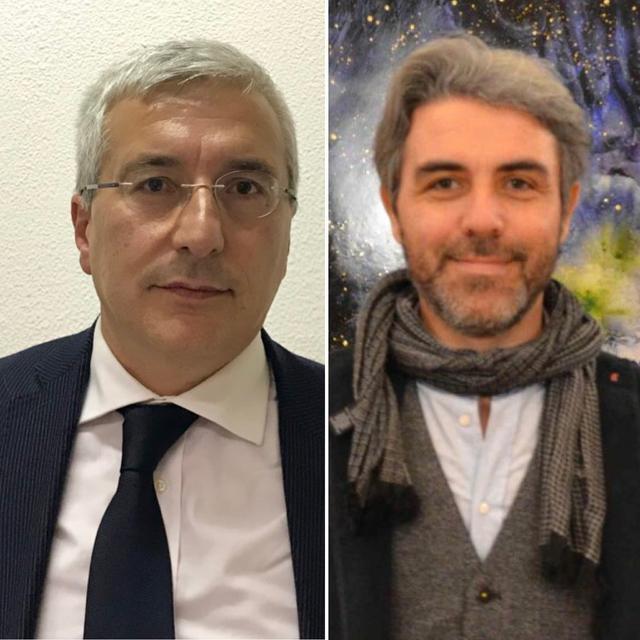 Marco Arturo Romano e Davide Caiti