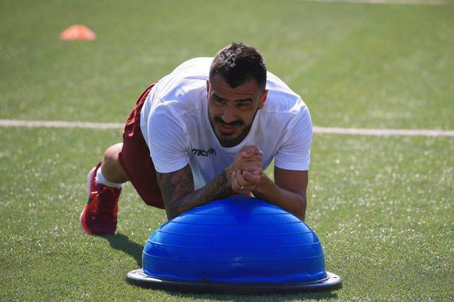"""La """"iena"""" Staiti è uno degli ex della prima giornata di campionato © Reggio Audace FC"""