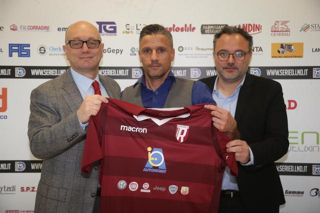 Nicola Pumilia di FCA, Quintavalli e Simonelli