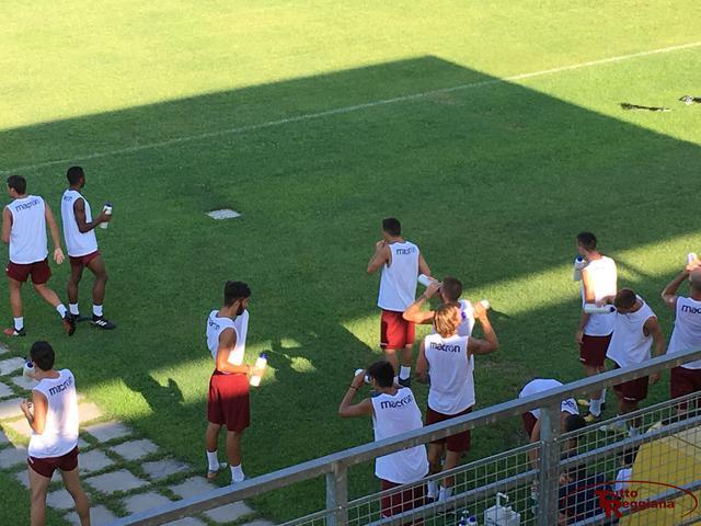 Diversi i giocatori in attesa di firmare il contratto con la Reggiana