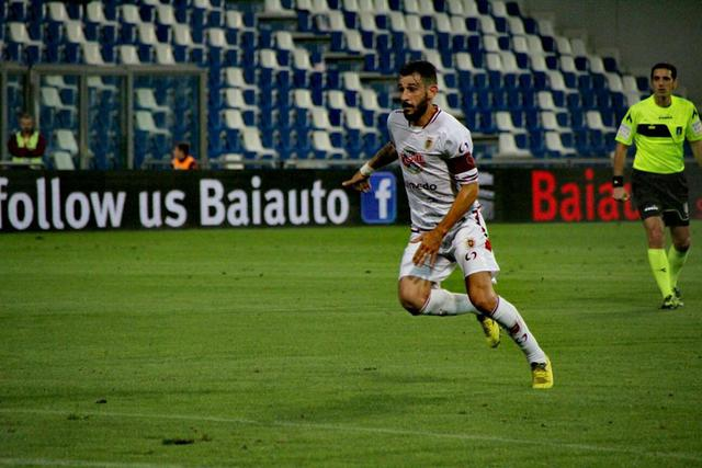 Andrea Bovo è rimasto in panchina per tutti i 100 minuti contro il Siena