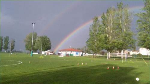 """Il campo de """"La Pratina"""" © calcioreggiano.com"""