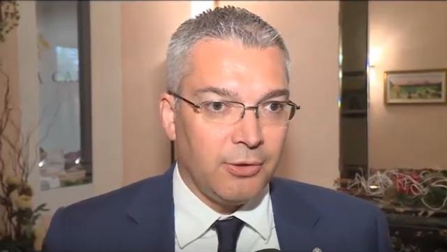 Il commercialista Corrado Baldini