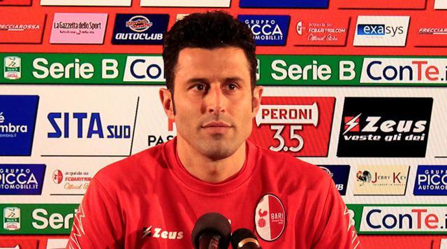 Fabio Grosso - Foto fcbari1908.it