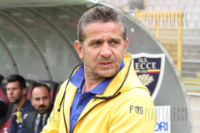 Pasquale Luiso, allenatore del Racing Fondi