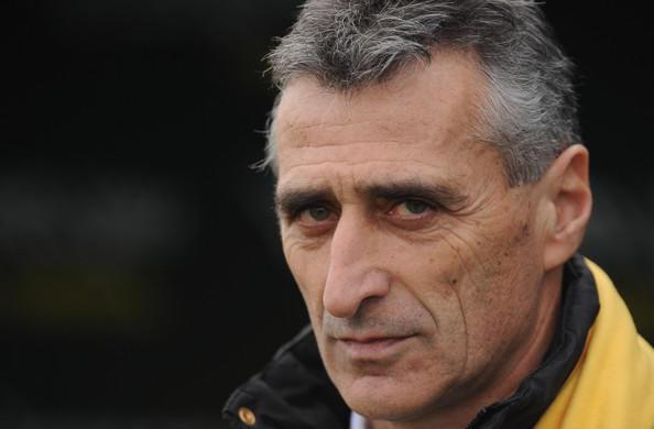 Claudio Foscarini, nuovo allenatore dell'Avellino - Foto Zimbio
