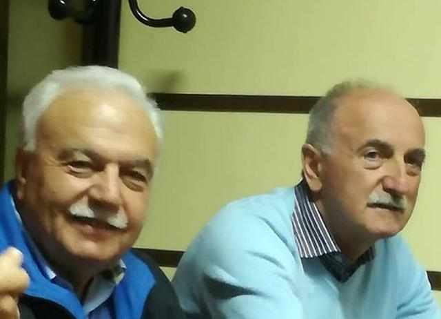L'avvocato Bassanetti e il vice sindaco Bianchi