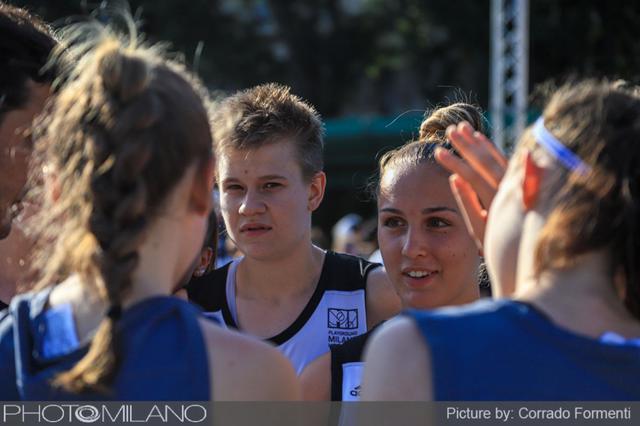 Lo sguardo di Giulia Nebuloni e Marta Manzoli (GLAAM) - Foto di Corrado Formenti / PhotoMilano