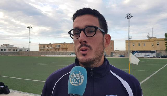 L'allenatore Gianmarco Funaro
