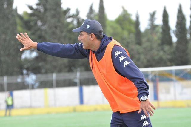 Massimiliano Olivieri - FOTO GIANNI DI CAMPI