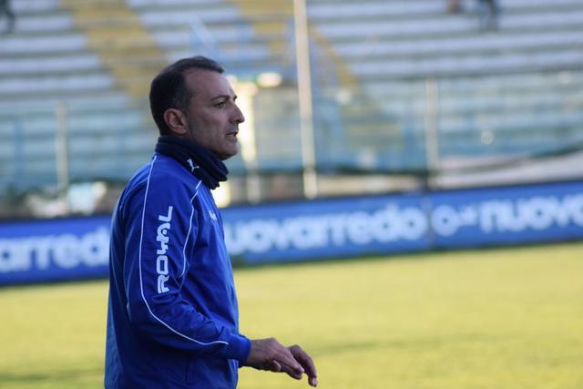 Massimiliano Olivieri - FOTO SIMONA DI MARIA