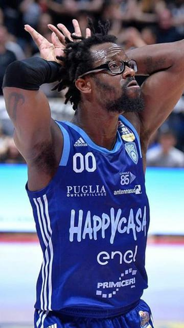 John Brown, foto www.newbasketbrindisi.it