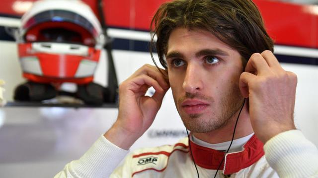 Antonio Giovinazzi, foto formula1.com