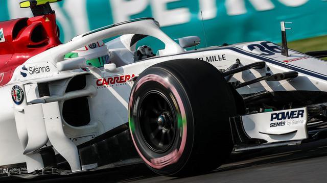 Antonio Giovinazzi, foto www.formula1.com