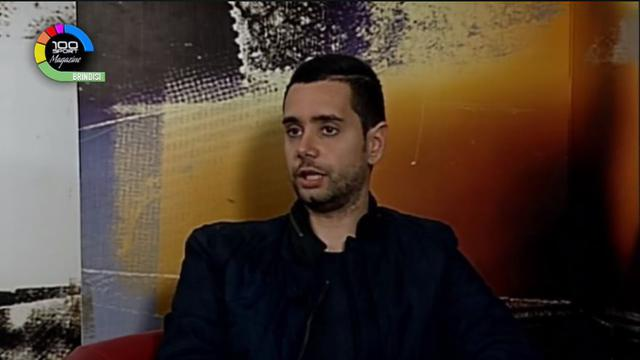 Il segretario del Brindisi Adriano Dagnello