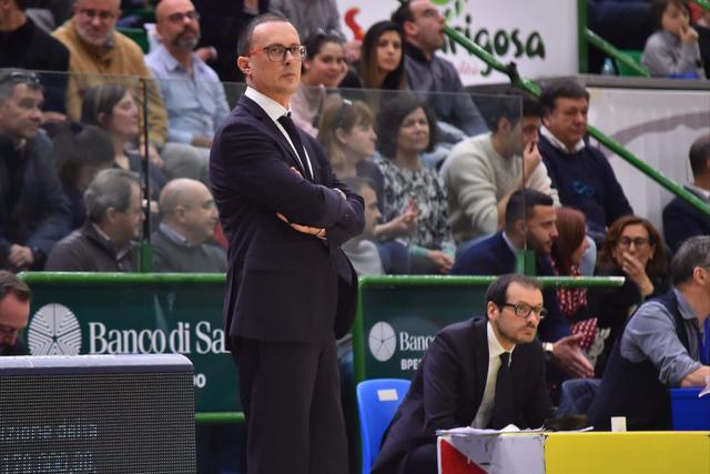 coach Massimo Maffezzoli, foto Sportando